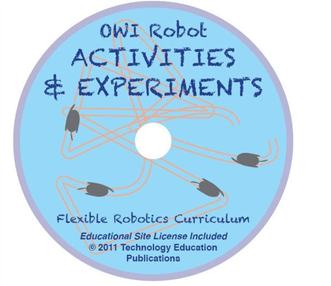 OWI Robot Activities And Experiments Curriculum By OWI Robotics