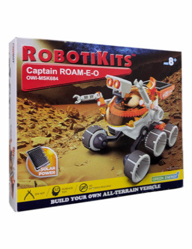 Captain ROAM-E-O by OWI Robotics