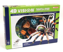 4D Vision Tarantula Spider Anatomy Model by Tedco Toys