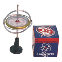Original TEDCO Gyroscope | Nostalgic Pak (Classic Science Toy)