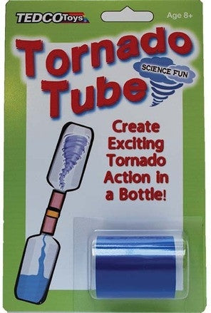 Tedco Tornado Tubes - Science Toy