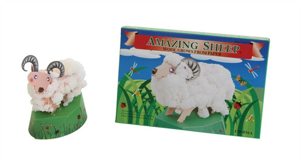 Amazing Sheep - Crystal wonder  by Tedco Toys