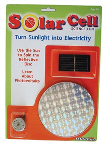 Solar Cell Science Fun Kit by Tedco Toys