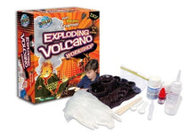 Exploding Volcano Workshop by Tedco Toys