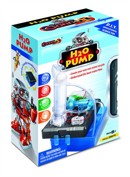 H2O Pump by Tedco Toys