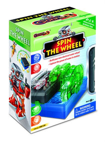 Spin the Wheel by Tedco Toys