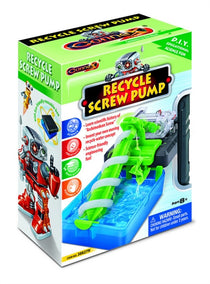 Recycle Screw Pump by Tedco Toys