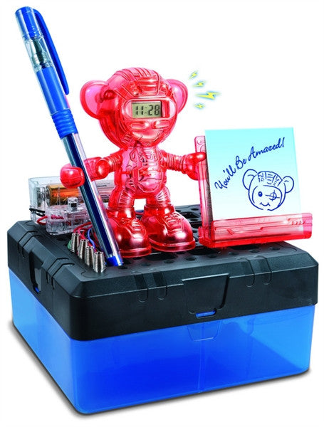 Alarm Robot by Tedco Toys