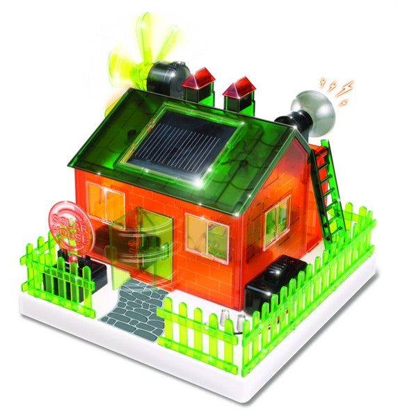 Amazing Eco House by Tedco Toys