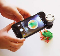Smart Phone Microscope by Tedco Toys