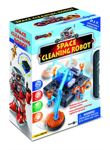 Space Cleaning Robot by Tedco toys