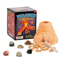 Volcano Excavation Dig by Tedco Toys