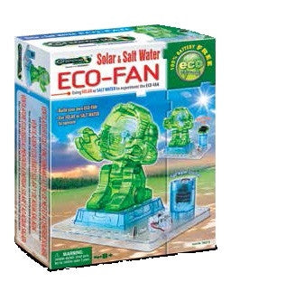 Tedco Solar & Salt Water Eco-Fan