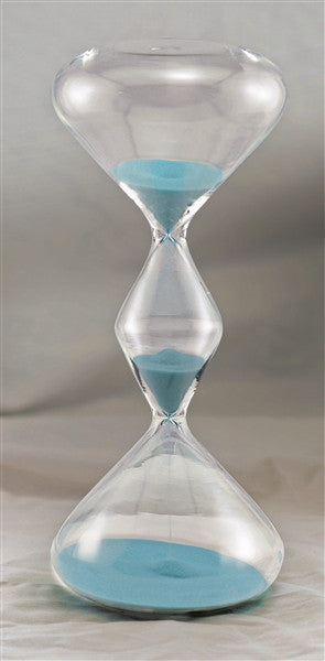 Tedco Globe Timers - 15 Minutes Teal Sand