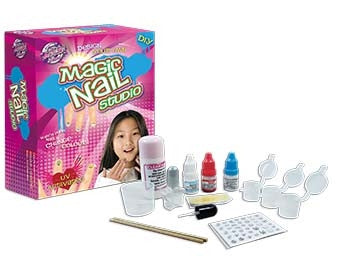 Magic Nail Studio by Tedco Toys