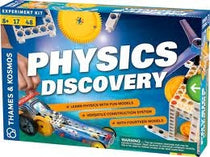 Thames & Kosmos Physics Discovery Project Kit