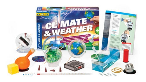 Thames & Kosmos Climate & Weather Science Project Kit