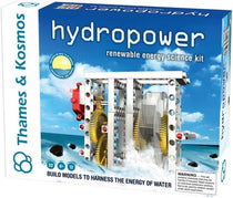 Thames & Kosmos Hydro Power Science Project Kit