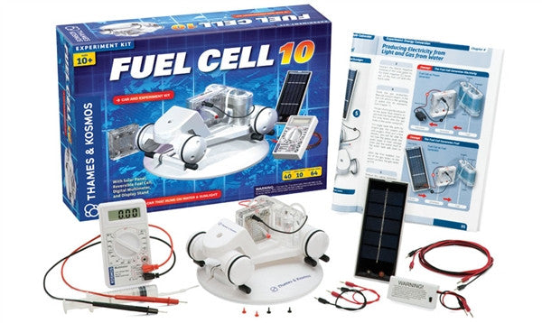 Thames & Kosmos Fuel Cell 10 Clean Energy Science Model