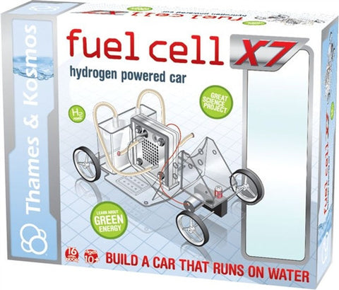 Thames & Kosmos Fuel cell X7 Clean Energy Science Model