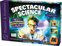 Thames & Kosmos Spectacular Science Do-It-Yourself Science Kit