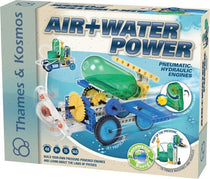 Thames & Kosmos Air + Water Power Renewable Energy Science Model