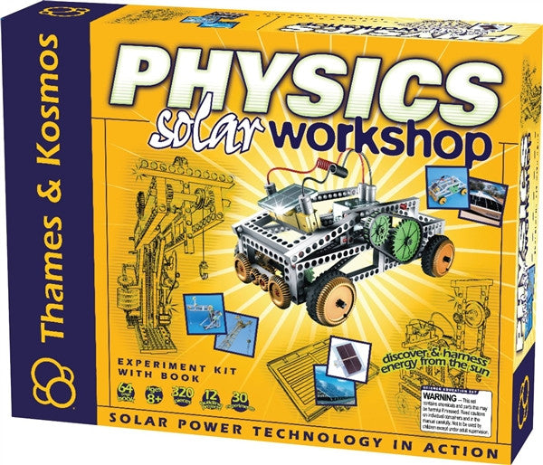Thames & Kosmos Physics Solar Workshop