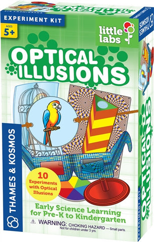 Thames & Kosmos Little Labs Optical Illusions Science Kits