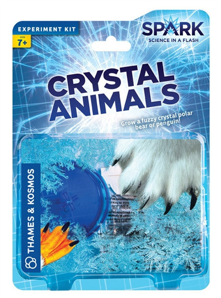 Crystal Animals by Spark Science