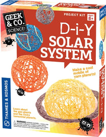 DIY Solar System By Geek & Co. Science