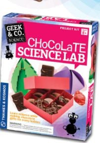 Chocolate Science Lab by Thames & Kosmos