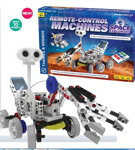 Remote-Control Machines: Space Explorers by Thames & Kosmos