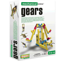 Engino Mechanical Science Gears - DISCOVERING S.T.E.M. EDUCATION SERIES
