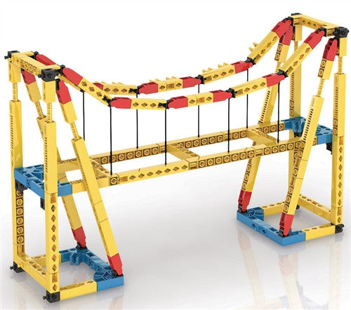 Engino Mechanical Science Structures & Bridges - DISCOVERING S.T.E.M. EDUCATION SERIES