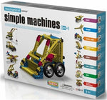 Engino Mechanical Science 8-in-1 Simple Machines - DISCOVERING S.T.E.M. EDUCATION SERIES