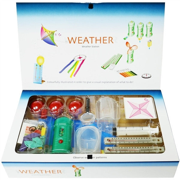 Weather Station Science Kit by Tree of Knowledge