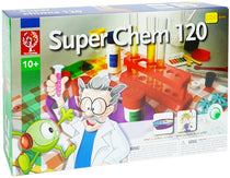Super Chemistry 120 Science Kit by Tree of Knowledge