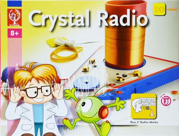 Crystal Radio by Tree of Knowledge