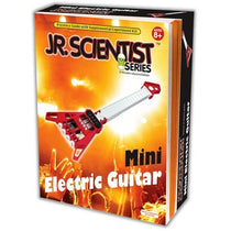 Mini Electric Guitar Jr Scientist by Elenco - Jr. Scientist Series