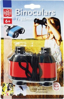 Edu-Science 3x 28mm Binoculars