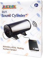 DIY Sound Cylinder Kit by Edu Science - Jr. Scientist Series