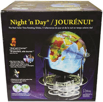 Elenco Night'n Day Globe