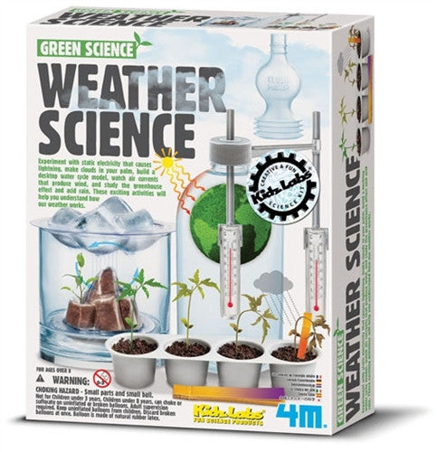 4M Kidz Labs / Green Science Weather Science
