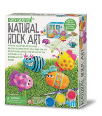 4M Green Creativity / Natural Rock Art