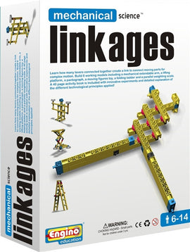 Linkages - Engino Engineering Series - DISCOVERING S.T.E.M. EDUCATION SERIES