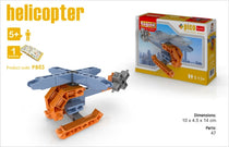 Pico Builds - Rescue Helicopter by Engino