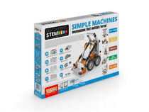 Engino Discovering STEM Simple Machines Building Kit