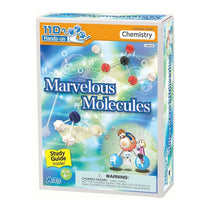 Marvelous Molecules from Artec