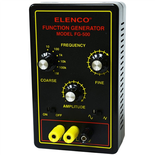 100kHz Function Generator - FG500 by Elenco