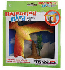 Tedco Balancing Bird Toy